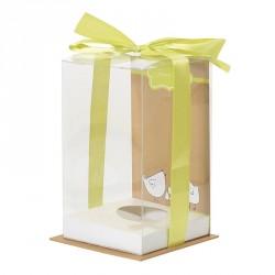 Packaging alimentaire pour chocolatiers - Claire Œuf Joyeuses Pâques