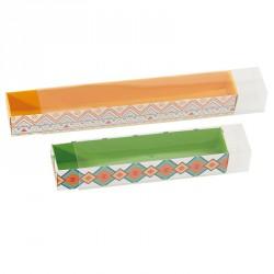 Emballage alimentaire de Pâques chocolat confiseries - Réglette Apache
