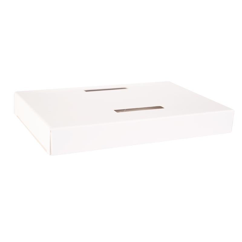 Accessoire Emballage alimentaire pour chocolatiers, pâtissiers, confiseurs - Socle Poule Blanc
