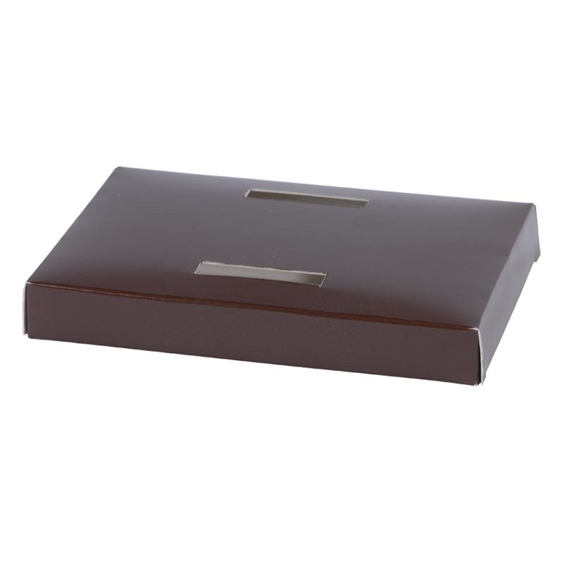 Accessoire pour boîte de luxe pour moulage en chocolat de Pâques - Socle Poule Chocolat