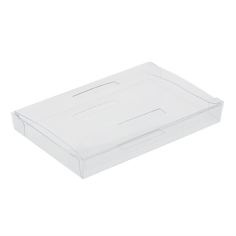 Socle Poule PVC Transparent