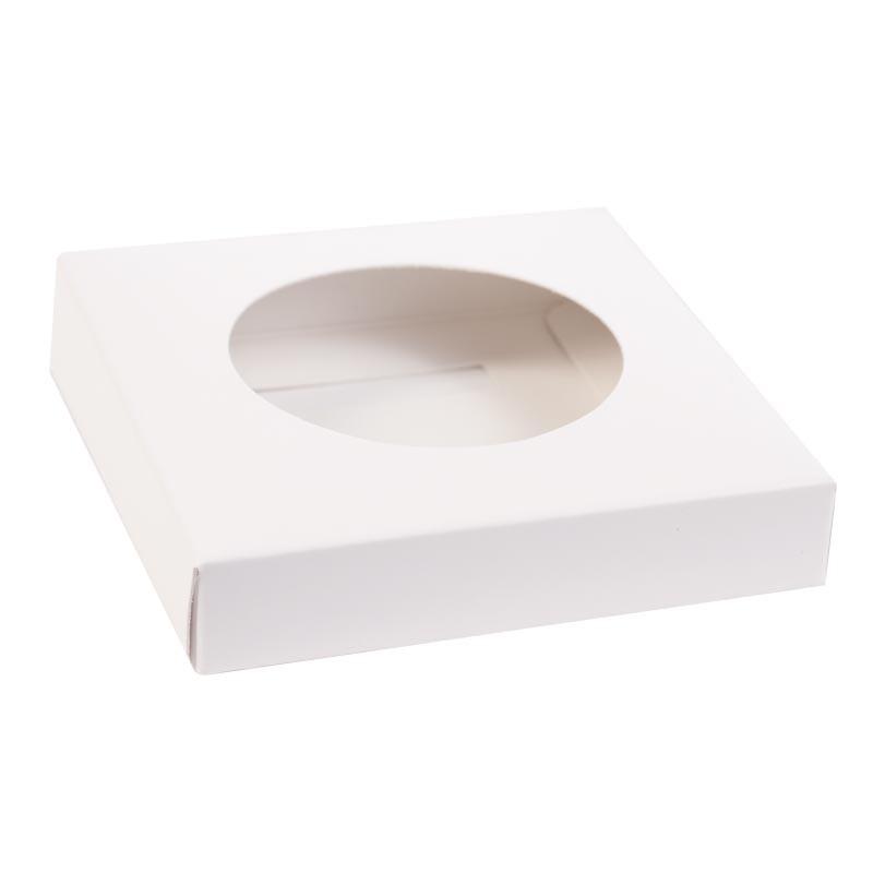 Emballage Alimentaire - Accessoire pour chocolatiers, confiseurs, boulangers/pâtissiers - Socle Œuf Blanc