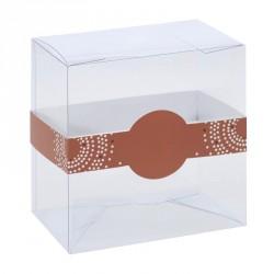 Emballage alimentaire - Packaging Zeus Poule avec Bague Éclat pour Pâques
