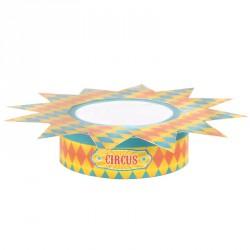 Packaging alimentaire original pour œufs de Pâques - Chapeau Circus