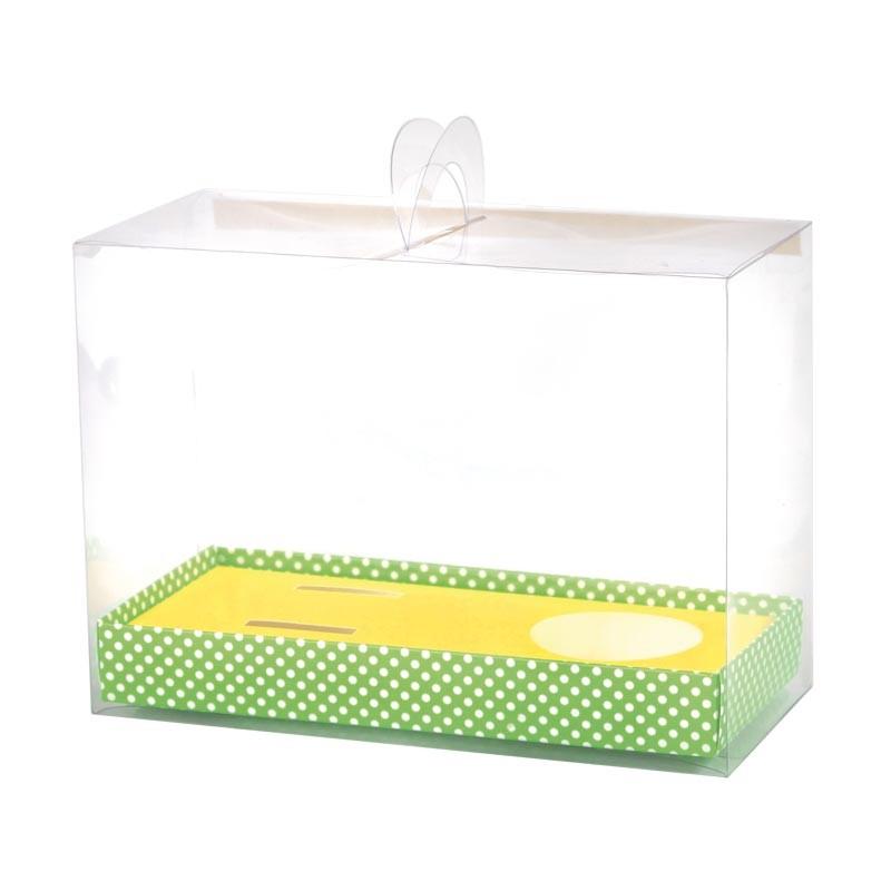 Packaging alimentaire transparent pour Pâques chocolatiers - Alvin