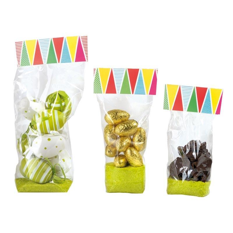 Bague pour Sachet polypropylène - Packaging chocolatiers