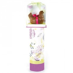 Accessoire pour création de vitrine pour Pâques - Sticker Repositionnable Floraly