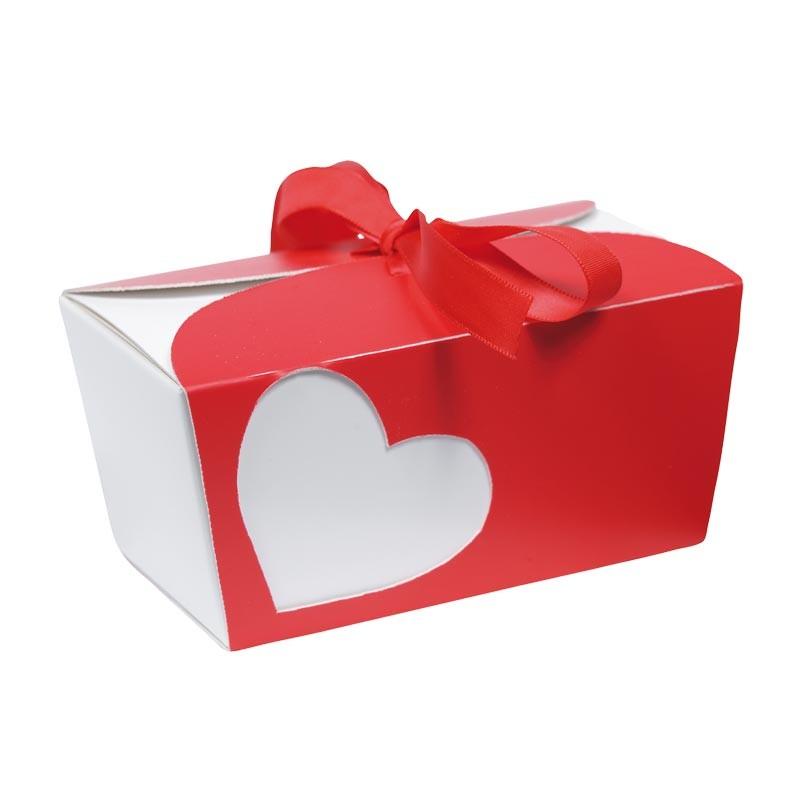 Fourreau pour Ballotin - Packaging Saint Valentin
