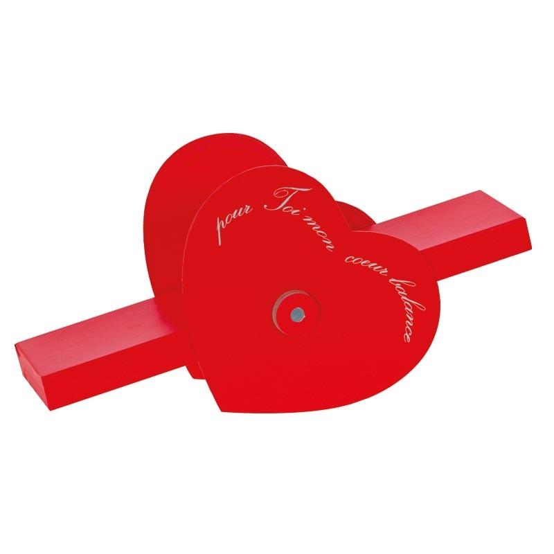 Balancelle Eternity - Packaging Saint Valentin