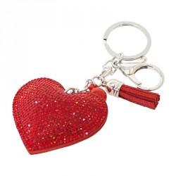 Bijou de Sac Cœur - Accessoire Saint Valentin