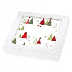 Boîte Caméléon G-14 - Packaging personnalisé Noël