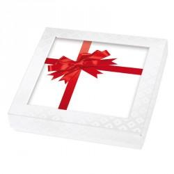 Carte Caméléon G-16   Packaging personnalisé pour Noël - Innovant !