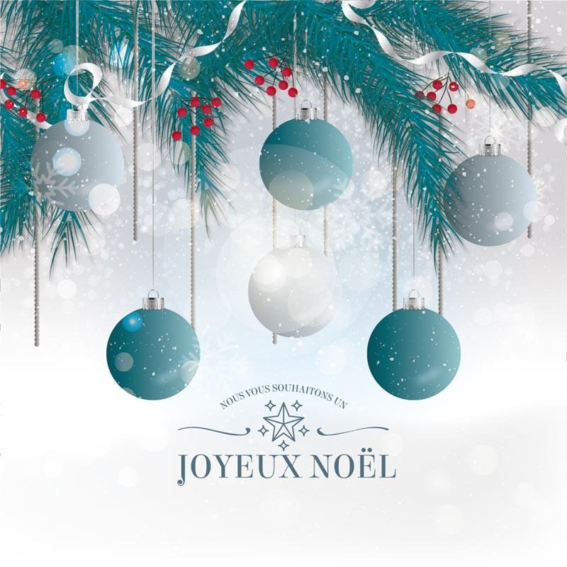 Carte Caméléon G-19 - Packaging personnalisé de Noël