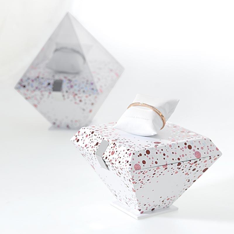 Coffret Diamant - packaging bijoux saint valentin