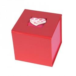 Achat Packaging chocolats pour la Saint-Valentin - Baudelaire Katimini