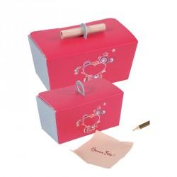 Ballotin Missive Lov'Kif - packaging, boîtes, emballage Saint Valentin