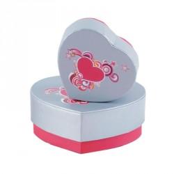 Achat Packaging en forme de cœur pour la Saint-Valentin - Cœur Lov'Kif