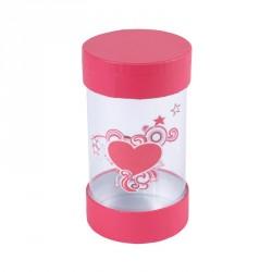 Déstockage Packaging tube pour la Saint-Valentin - Jules Verne Lov'Kif