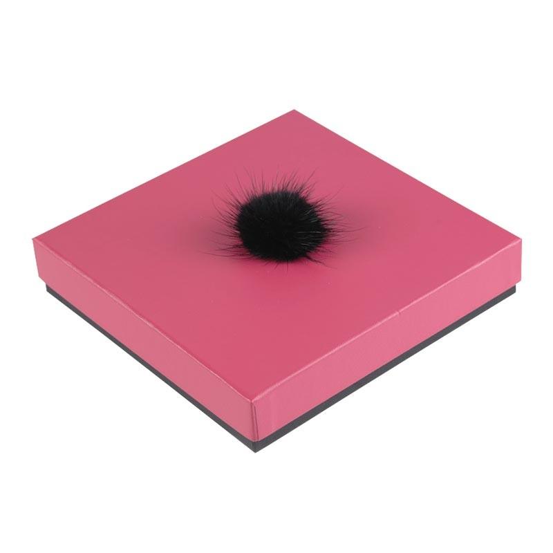 Promos sur Boîte carrée pour la Saint-Valentin - Molière Tentation