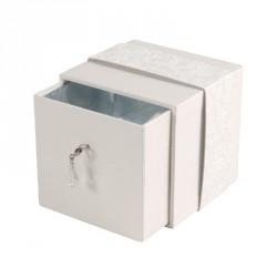 Promos Packaging Saint-Valentin - Boîte Cube - Baudelaire Tsarine