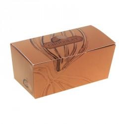 Packaging motif cabosses pour pâtissiers - Ballotin Criollo