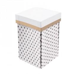 Emballage alimentaire ludique pour Pâques - Boîte Surprise Impériale