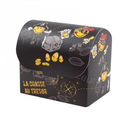Emballage alimentaire de luxe pour Pâques - Promo - Coffre Smiley