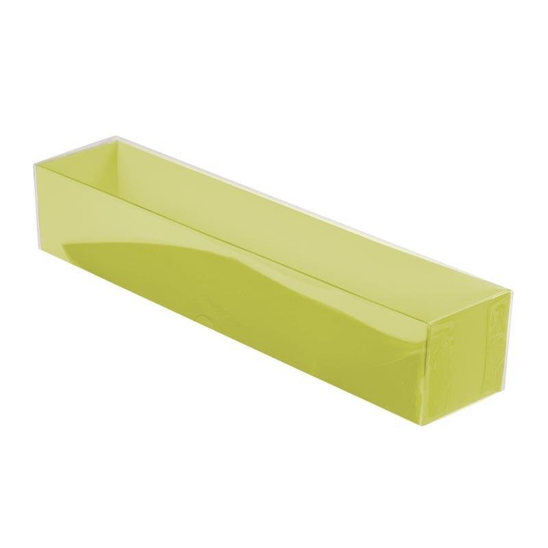 Boîte macarons Vert