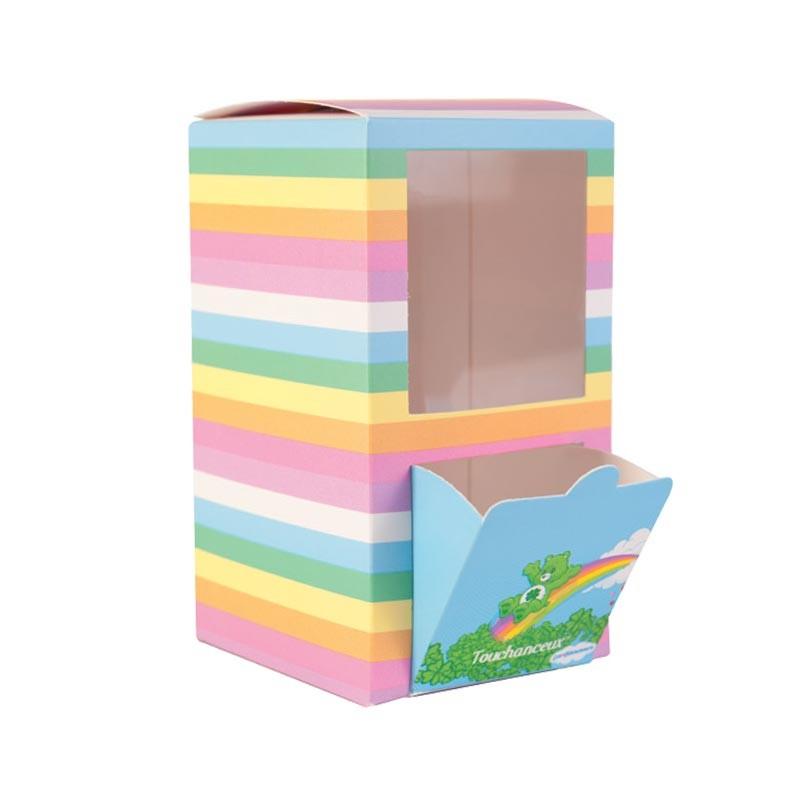 Packaging alimentaire de luxe - Distributeur de gourmandises - Maximus Bisounours