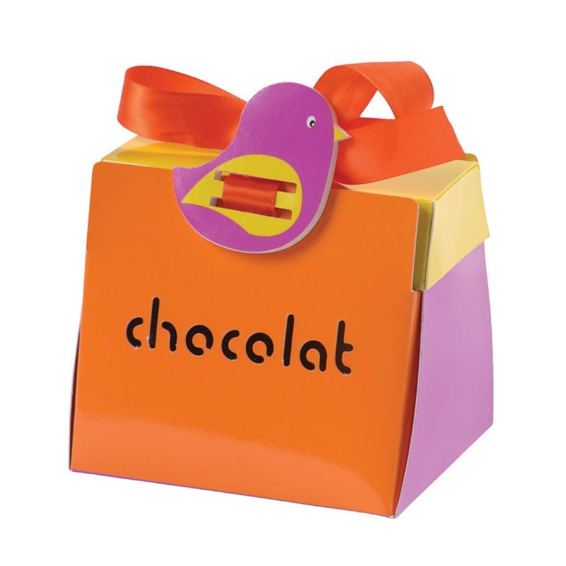 Emballage alimentaire chocolatiers - En Promo - Zébulon Tournicotti