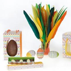 Kit packaging alimentaire collection Apache avec Jeu pour Pâques