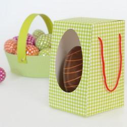 Kit Jeu Vichy - Packaging alimentaire pour pâtissiers à Pâques