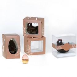 Kit Décor Éclat - Collection de packaging pour chocolatiers, pâtissiers et confiseurs