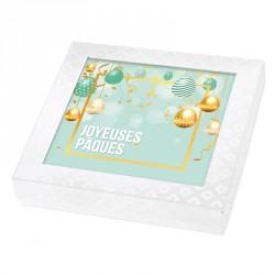Packaging personnalisé dans le thème de Pâques - Boîte Caméléon I-39