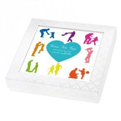 Packaging personnalisé dans le thème de la Fête des Pères - Boîte Caméléon I-41