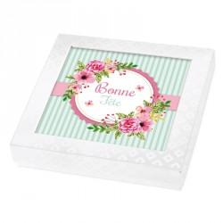 Packaging personnalisé dans le thème de la Fête des Grand-Mères - Boîte Caméléon I-44