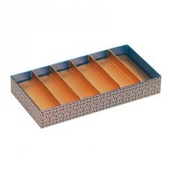 Packaging de luxe pour chocolatiers, pâtissiers et confiseurs - Molière rectangle Madison