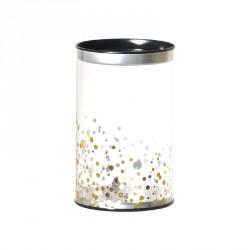 Emballage alimentaire de luxe pour confiseurs - Tube métal Paillettes
