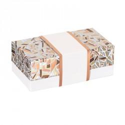Boîte cloche grand luxe pour chocolatiers - Balzac Champagne Rythmique
