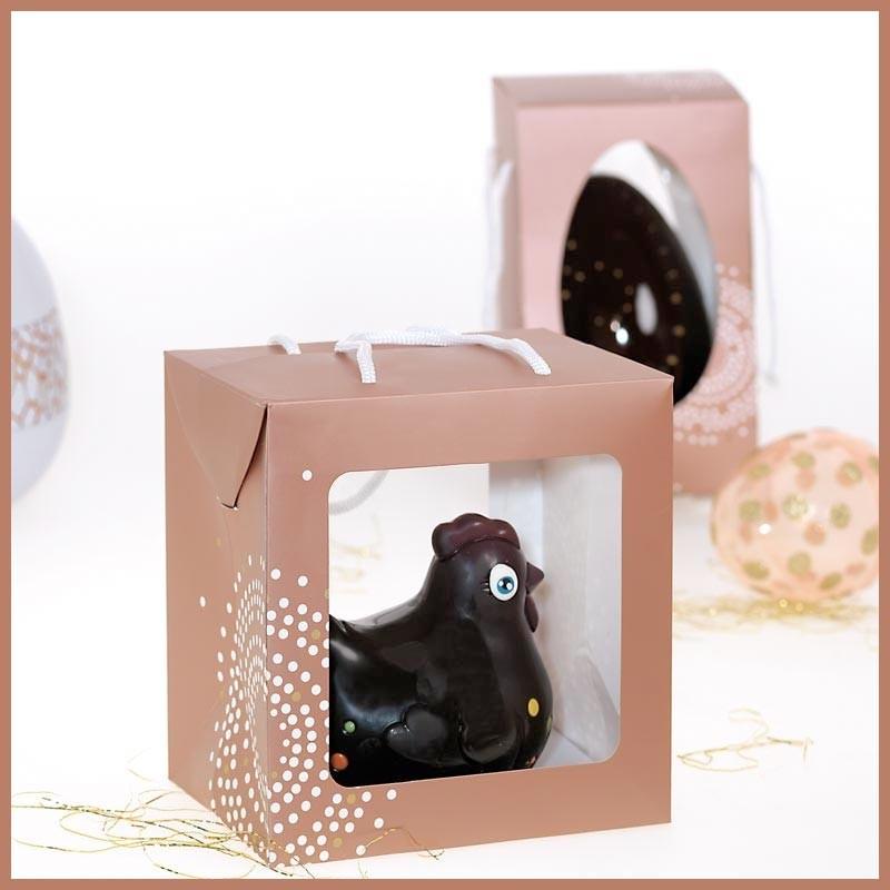 Kit Décor Éclat - Collection de packaging pour vitrine de Pâques