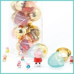 Packaging pour Pâques - Distributeur à œufs - Kit Licence Peppa Pig
