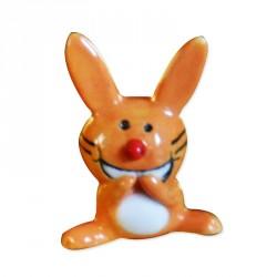 8 figurines lapins à trouver !