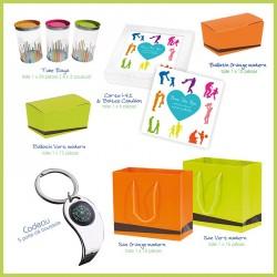 Kit d'emballages alimentaires pour la fête des pères