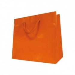 Sac cabas Orange Mat