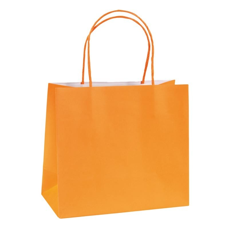 Sac kraft Orange