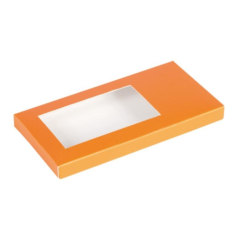 Étui tablette orange