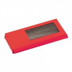 Étui tablette rouge