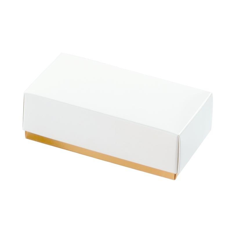 Ballochoc Blanc Fond Or - Packaging pour chocolatiers et confiseurs