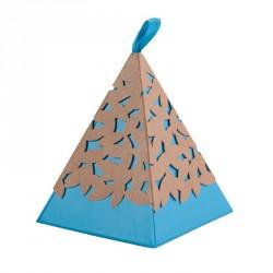 Déstockage packaging - Boîte pyramidale pour chocolat - Ourika Curaçao