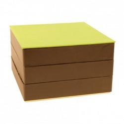 Boîte empilable Vert